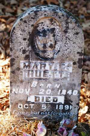 HUETT, MARY E - Jefferson County, Arkansas | MARY E HUETT - Arkansas Gravestone Photos
