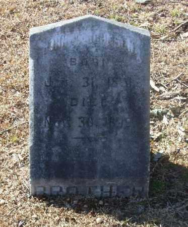 JOHNSON, JOHN - Jefferson County, Arkansas | JOHN JOHNSON - Arkansas Gravestone Photos