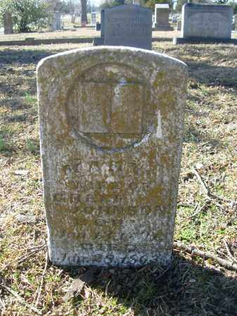 HELLUMS JOHNSON, MARY - Jefferson County, Arkansas   MARY HELLUMS JOHNSON - Arkansas Gravestone Photos