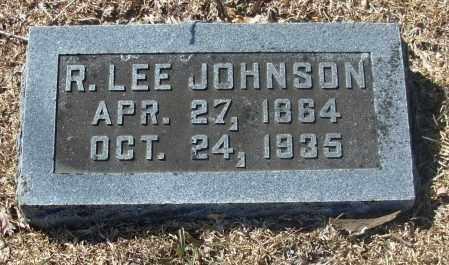 JOHNSON, R. LEE - Jefferson County, Arkansas | R. LEE JOHNSON - Arkansas Gravestone Photos