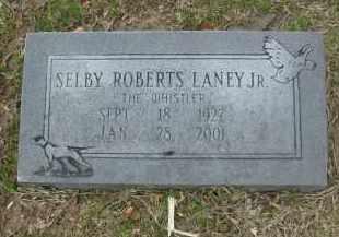 LANEY, SELBY ROBERTS - Jefferson County, Arkansas   SELBY ROBERTS LANEY - Arkansas Gravestone Photos