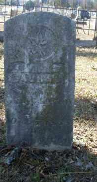 LOWRY, LAURA A - Jefferson County, Arkansas | LAURA A LOWRY - Arkansas Gravestone Photos
