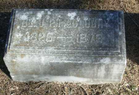 MCGAUGHY, J P - Jefferson County, Arkansas | J P MCGAUGHY - Arkansas Gravestone Photos