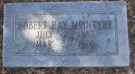 MCINTYRE, ROBERT RAY - Jefferson County, Arkansas | ROBERT RAY MCINTYRE - Arkansas Gravestone Photos