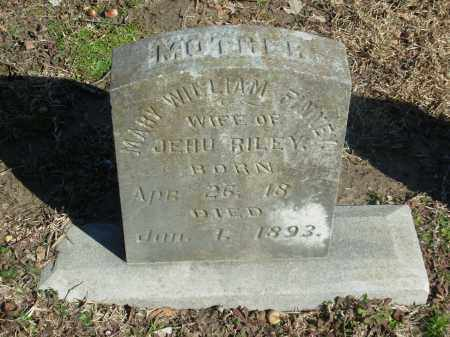 FINNEY RILEY, MARY WILLIAM - Jefferson County, Arkansas   MARY WILLIAM FINNEY RILEY - Arkansas Gravestone Photos