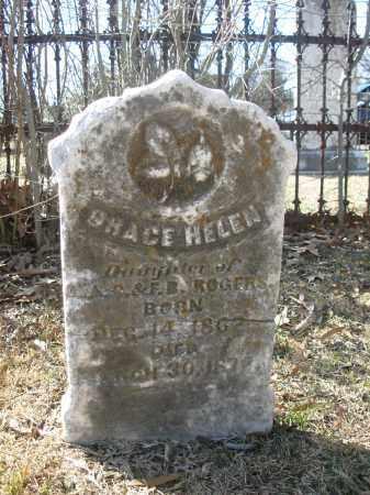 ROGERS, GRACE HELEN - Jefferson County, Arkansas | GRACE HELEN ROGERS - Arkansas Gravestone Photos
