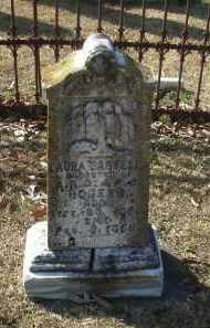 ROGERS, LAURA BARTELLA - Jefferson County, Arkansas | LAURA BARTELLA ROGERS - Arkansas Gravestone Photos