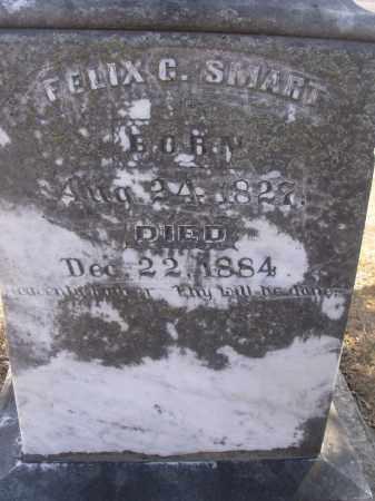 SMART, FELIX GRUNDY - Jefferson County, Arkansas | FELIX GRUNDY SMART - Arkansas Gravestone Photos