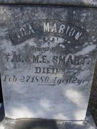 SMART, IDA MARION - Jefferson County, Arkansas | IDA MARION SMART - Arkansas Gravestone Photos