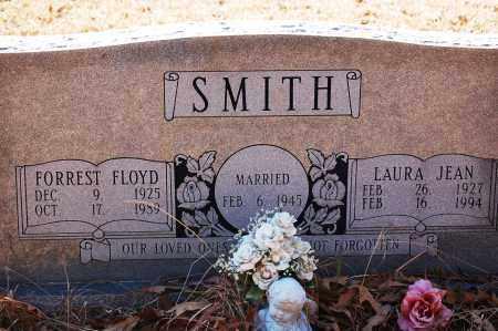 SMITH, FORREST FLOYD - Jefferson County, Arkansas   FORREST FLOYD SMITH - Arkansas Gravestone Photos