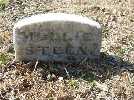 STEEN, MOLLIE - Jefferson County, Arkansas | MOLLIE STEEN - Arkansas Gravestone Photos