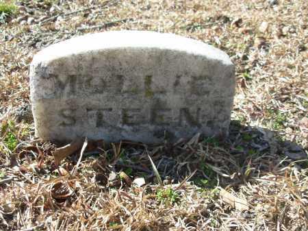 STEEN, MOLLIE - Jefferson County, Arkansas | MOLLIE STEEN - Arkansas Gravestone Photos