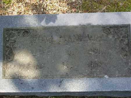 EVANS WAY, LEONA - Jefferson County, Arkansas | LEONA EVANS WAY - Arkansas Gravestone Photos