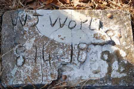 WORTHEN, W. J. - Jefferson County, Arkansas | W. J. WORTHEN - Arkansas Gravestone Photos