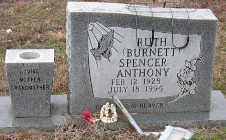 ANTHONY, RUTH - Johnson County, Arkansas | RUTH ANTHONY - Arkansas Gravestone Photos