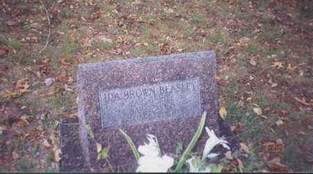 BEASLEY, IDA AUGUSTA - Johnson County, Arkansas | IDA AUGUSTA BEASLEY - Arkansas Gravestone Photos