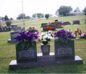 WETHERINGTON BEASLEY, PEARL - Johnson County, Arkansas | PEARL WETHERINGTON BEASLEY - Arkansas Gravestone Photos