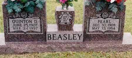 BEASLEY, PEARL - Johnson County, Arkansas | PEARL BEASLEY - Arkansas Gravestone Photos