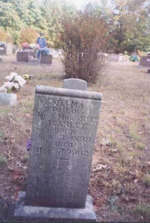 BEASLEY, VELMA - Johnson County, Arkansas | VELMA BEASLEY - Arkansas Gravestone Photos