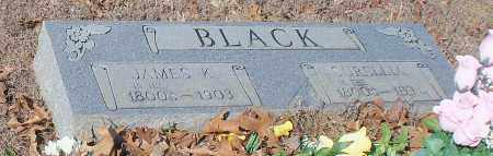 BLACK, JAMES K - Johnson County, Arkansas   JAMES K BLACK - Arkansas Gravestone Photos
