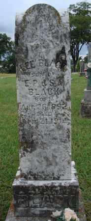 BLACK, LEE - Johnson County, Arkansas | LEE BLACK - Arkansas Gravestone Photos