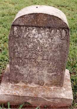 BLACKFORD, W  C - Johnson County, Arkansas | W  C BLACKFORD - Arkansas Gravestone Photos