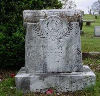 CAGLE, WILLIAM HENRY - Johnson County, Arkansas | WILLIAM HENRY CAGLE - Arkansas Gravestone Photos