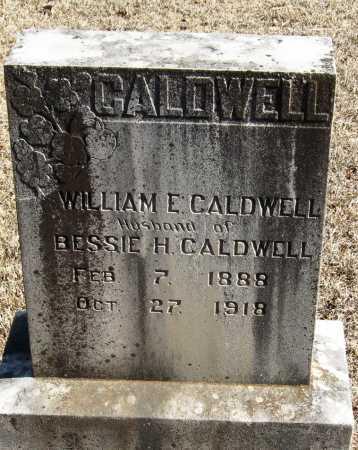 CALDWELL, WILLIAM E - Johnson County, Arkansas | WILLIAM E CALDWELL - Arkansas Gravestone Photos
