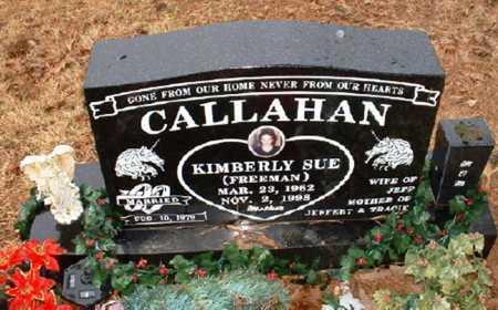 CALLAHAN, KIMBERLY SUE - Johnson County, Arkansas | KIMBERLY SUE CALLAHAN - Arkansas Gravestone Photos