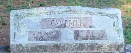 CAMPBELL, SUE - Johnson County, Arkansas   SUE CAMPBELL - Arkansas Gravestone Photos