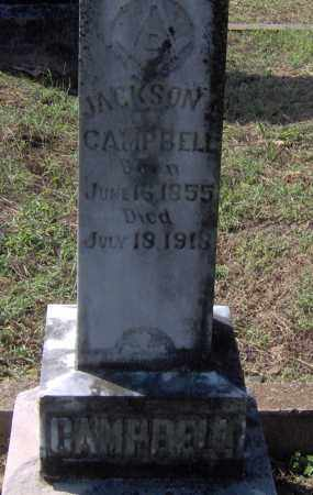 CAMPBELL, JACKSON L - Johnson County, Arkansas | JACKSON L CAMPBELL - Arkansas Gravestone Photos