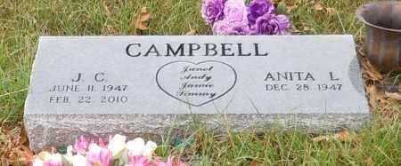 CAMPBELL, J C - Johnson County, Arkansas | J C CAMPBELL - Arkansas Gravestone Photos