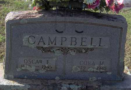 CAMPBELL, CORA M - Johnson County, Arkansas   CORA M CAMPBELL - Arkansas Gravestone Photos