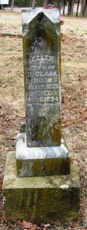 CLARK, ELLEN - Johnson County, Arkansas   ELLEN CLARK - Arkansas Gravestone Photos
