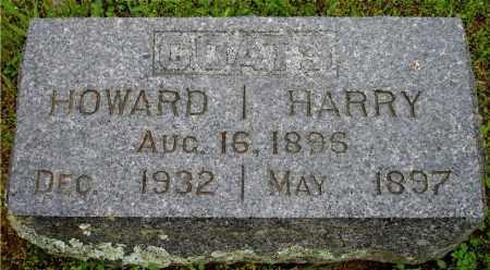 COATS, HOWARD - Johnson County, Arkansas | HOWARD COATS - Arkansas Gravestone Photos