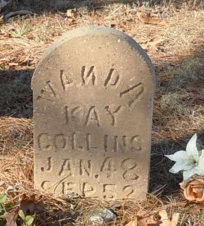 COLLINS, WANDA KAY - Johnson County, Arkansas | WANDA KAY COLLINS - Arkansas Gravestone Photos