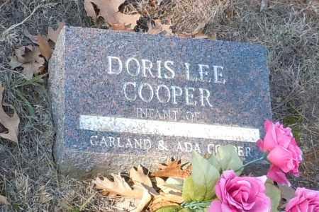 COOPER, DORIS LEE - Johnson County, Arkansas | DORIS LEE COOPER - Arkansas Gravestone Photos