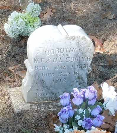 COOPER, DOROTHEY - Johnson County, Arkansas | DOROTHEY COOPER - Arkansas Gravestone Photos