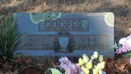 COOPER, EDWARD - Johnson County, Arkansas | EDWARD COOPER - Arkansas Gravestone Photos