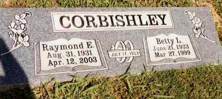 CORBISHLEY, BETTY L. - Johnson County, Arkansas | BETTY L. CORBISHLEY - Arkansas Gravestone Photos