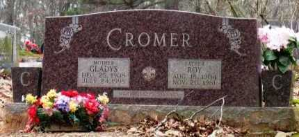 CROMER, ROY - Johnson County, Arkansas | ROY CROMER - Arkansas Gravestone Photos
