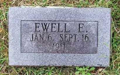 DALTON, EWELL E. - Johnson County, Arkansas | EWELL E. DALTON - Arkansas Gravestone Photos