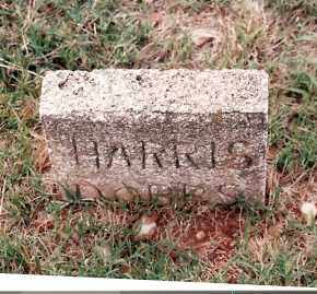 DOBBS, HARRIS - Johnson County, Arkansas | HARRIS DOBBS - Arkansas Gravestone Photos
