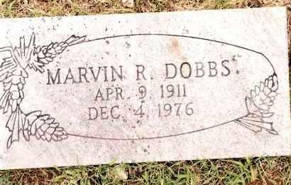 DOBBS, MARVIN R - Johnson County, Arkansas | MARVIN R DOBBS - Arkansas Gravestone Photos