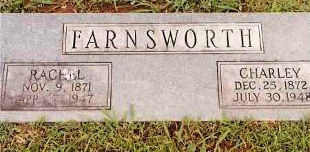 FARNSWORTH, RACHEL - Johnson County, Arkansas | RACHEL FARNSWORTH - Arkansas Gravestone Photos