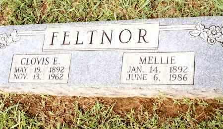 FELTNOR, CLOVIS E - Johnson County, Arkansas | CLOVIS E FELTNOR - Arkansas Gravestone Photos
