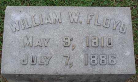 FLOYD, WILLIAM W. - Johnson County, Arkansas | WILLIAM W. FLOYD - Arkansas Gravestone Photos