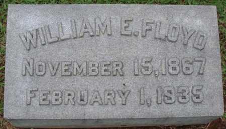 FLOYD, WILLIAM E. - Johnson County, Arkansas | WILLIAM E. FLOYD - Arkansas Gravestone Photos
