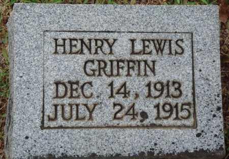 GRIFFIN, HENRY LEWIS - Johnson County, Arkansas | HENRY LEWIS GRIFFIN - Arkansas Gravestone Photos