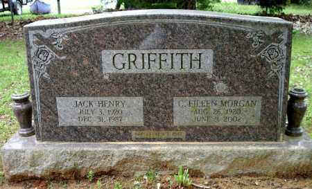 GRIFFITH, JACK HENRY - Johnson County, Arkansas   JACK HENRY GRIFFITH - Arkansas Gravestone Photos